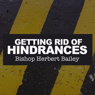 Getting Rid of Hindrances-DVD Series