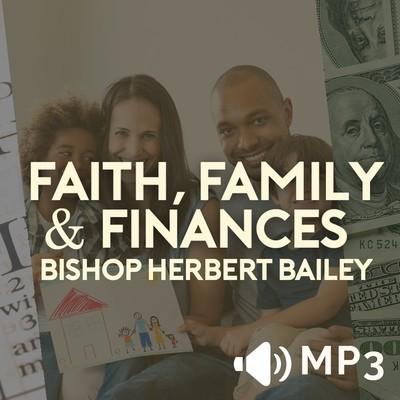 Faith, Family & Finances