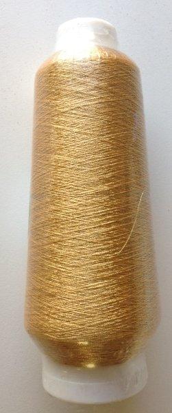 Embroidery Machine Metallic Yarn Thread large cone 5500 yards and 7