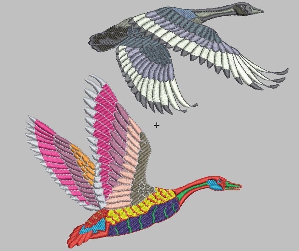 +4600 Files of digitized embroidery design in many categories suitable for all embroidery required
