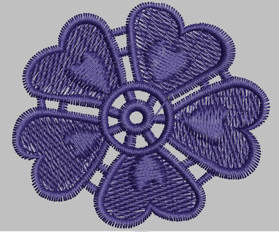 Digitizing file to run on Embroidery machine