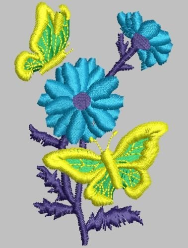 Digitizing file to run Embroidery machine
