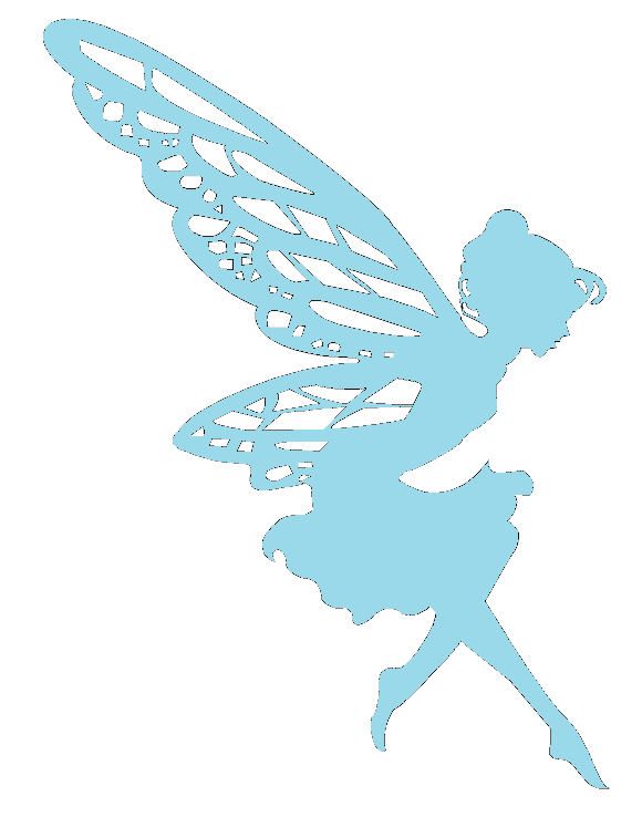 Angel Design Heat Transfer Vinyl ready to put on T-Shirt many colors