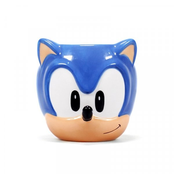 Taza Sonic Kawaii