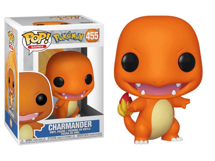 Figura POP 455 CHARMANDER