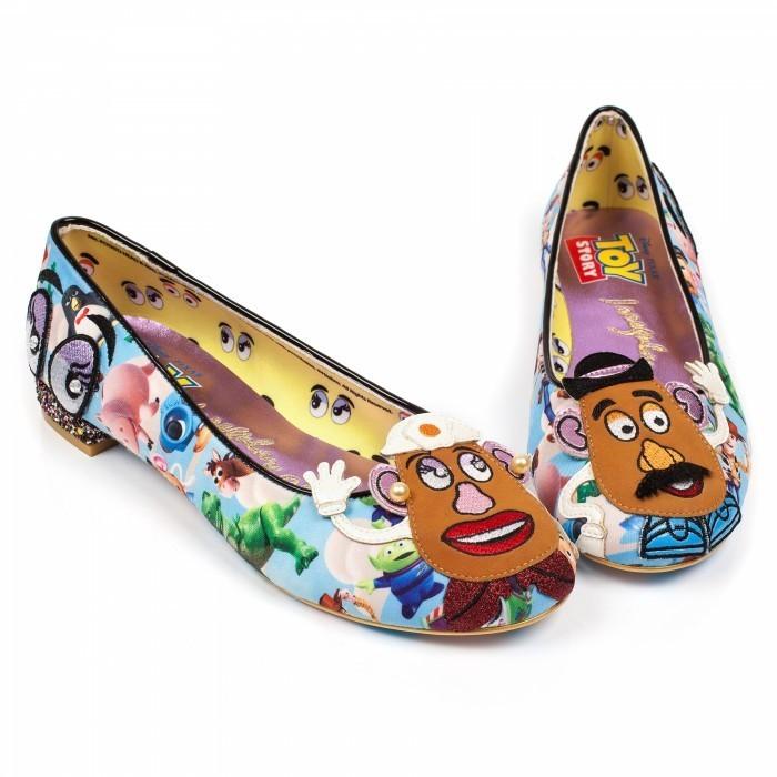 Zapatos Toy Story Cara de Papa