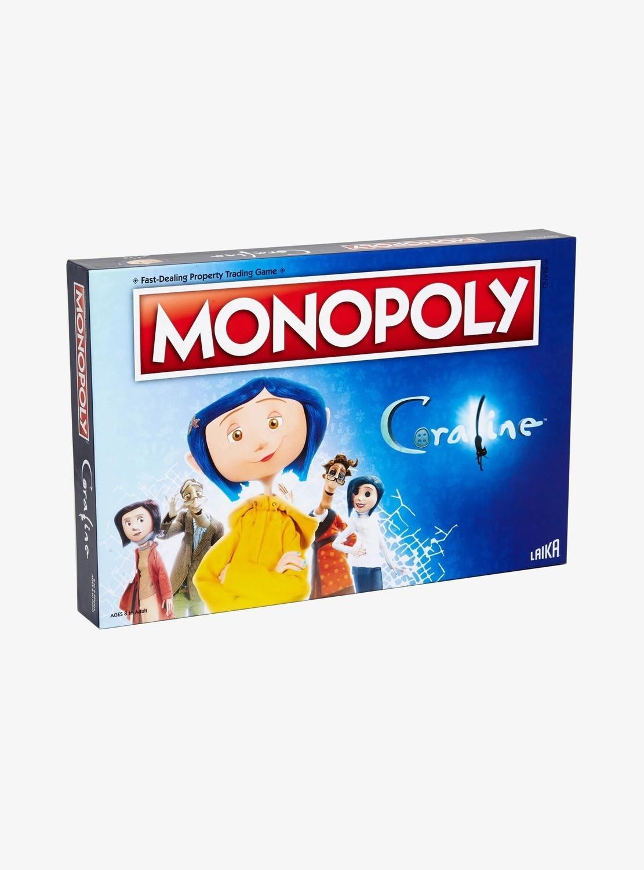 Monopoly Coraline