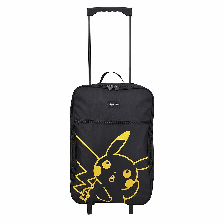 Maleta Pikachu Negra Limitada