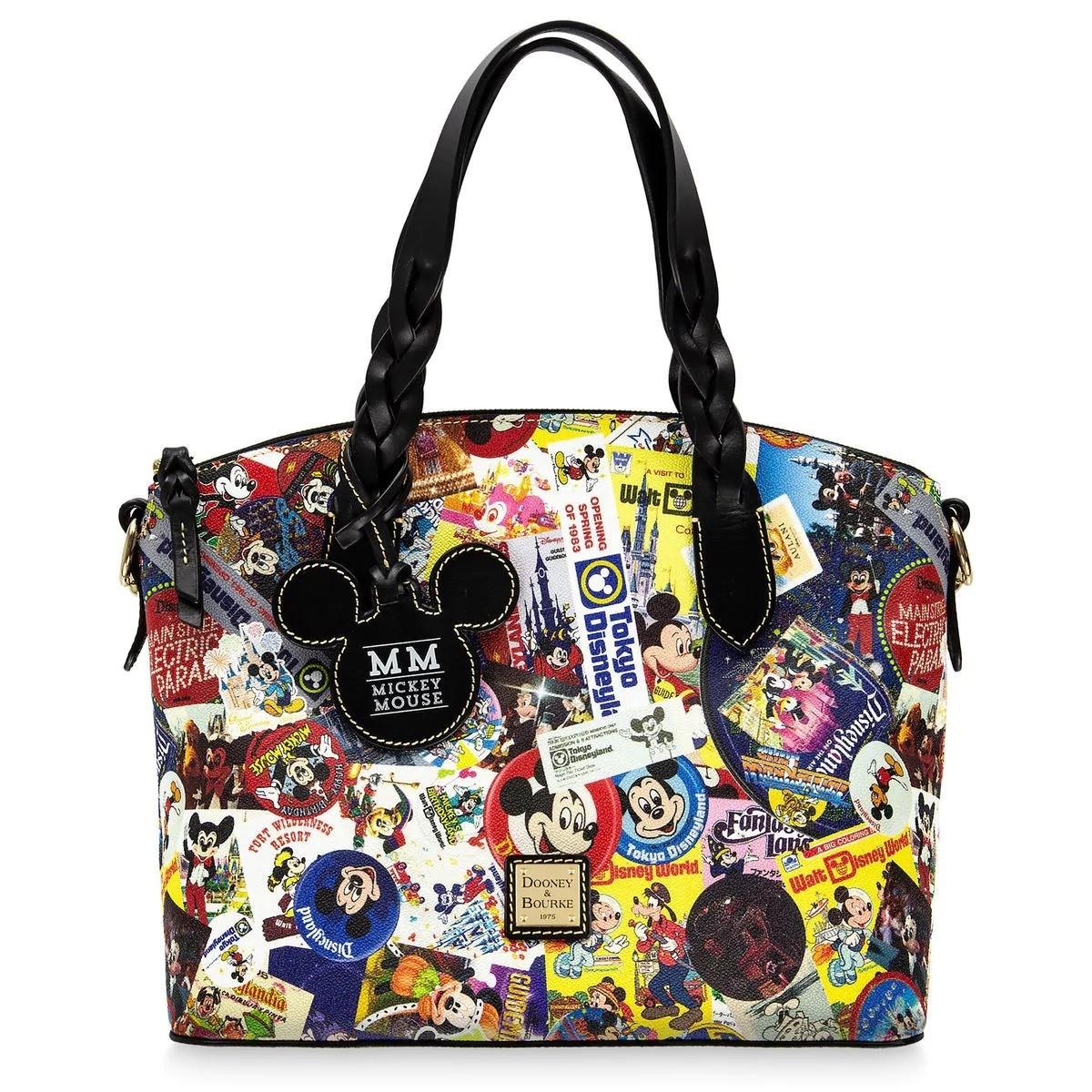 Bolsa Mickey Mouse Tokyo