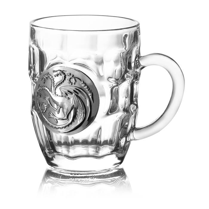 Taza Juego de Tronos Targaryen