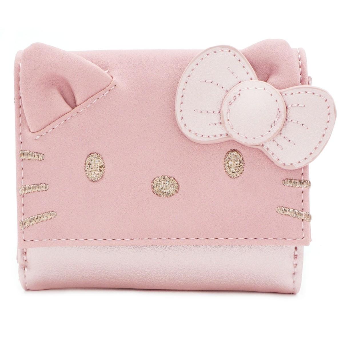 Cartera Hello Kitty Rosa CQ00