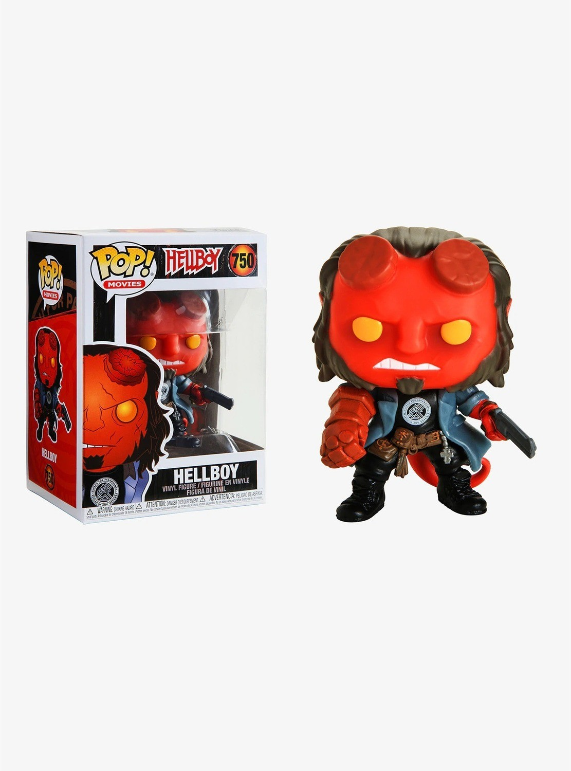 Figura POP Hellboy 750