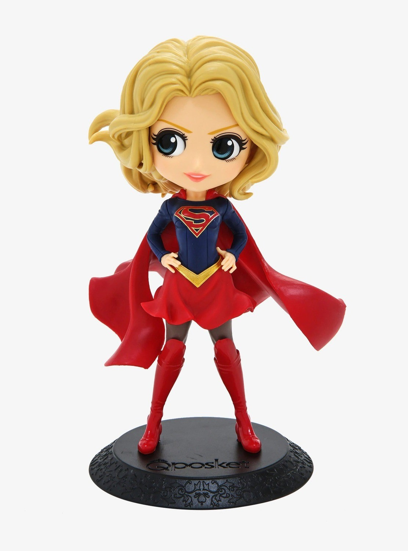 Figurita SuperGirl Especial