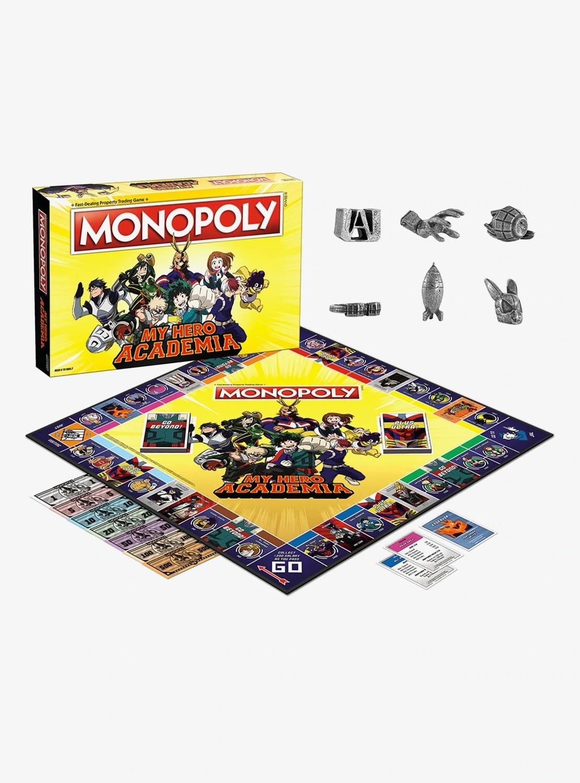 Monopoly MY HERO ACADEMIA