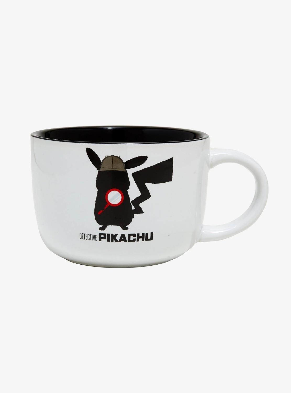 Taza Detective Pikachu