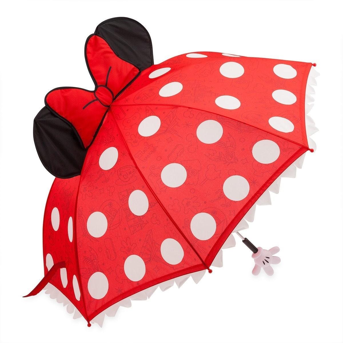 Sombrilla Mickey Minnie