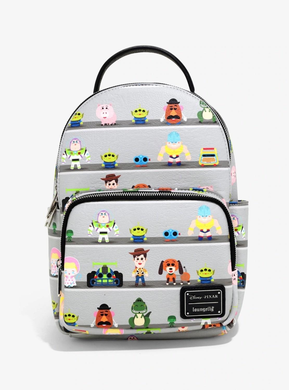 Bolsa Mochila Toy Story Personajes