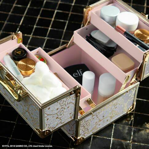 Caja Maquillaje Hello Kitty