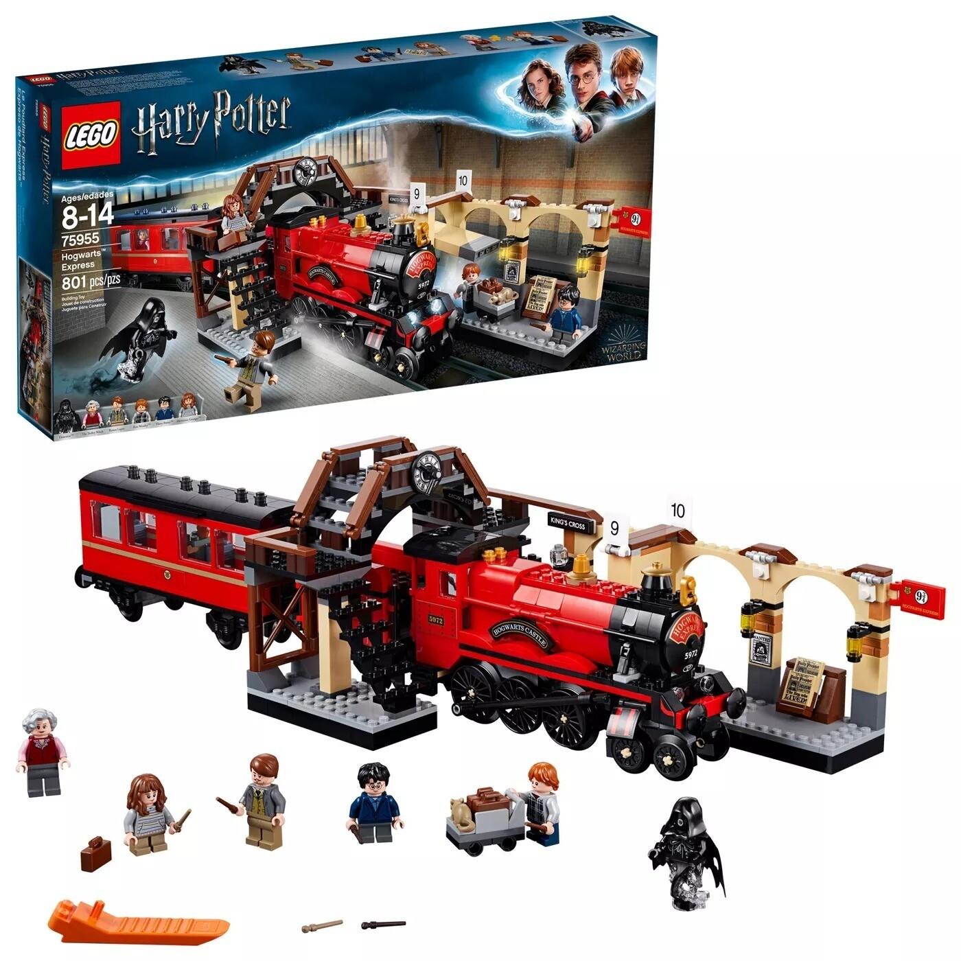 Lego Harry Potter Tren