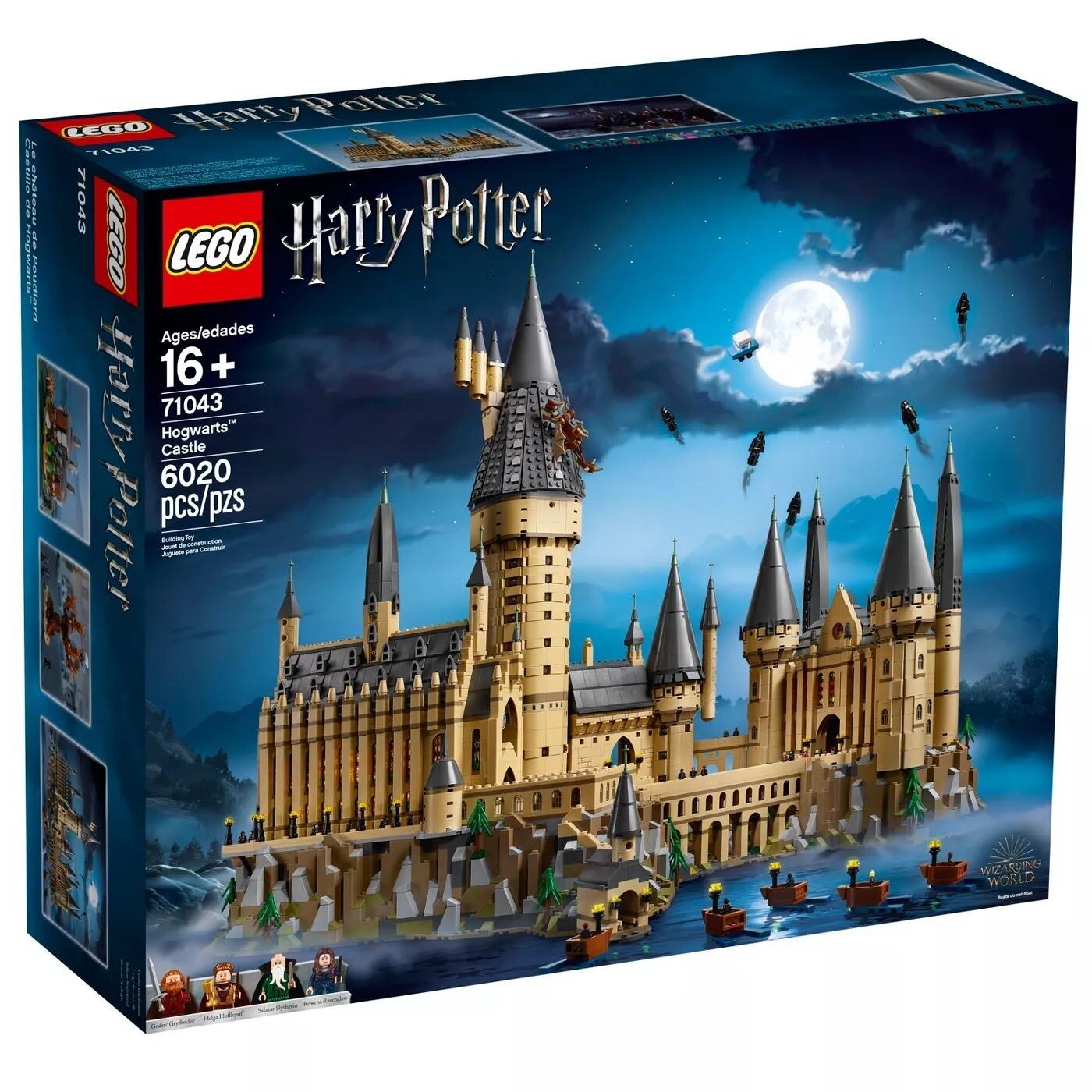 Lego Harry Potter Castillo