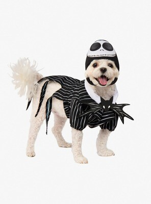 Cosplay Perrito JACK SKELLINGTON