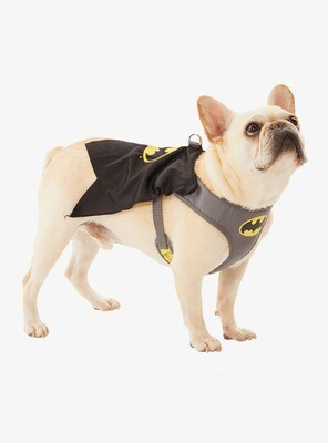 Cosplay Perrito Batman