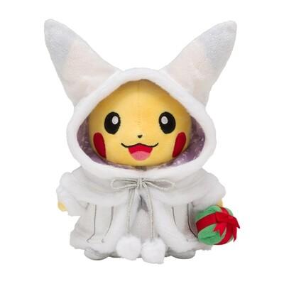 Peluche Pikachu Navidad 2019