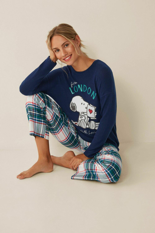 Pijama Snoopy London V