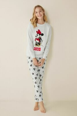 Pants Pijama Mickey Minnie HM