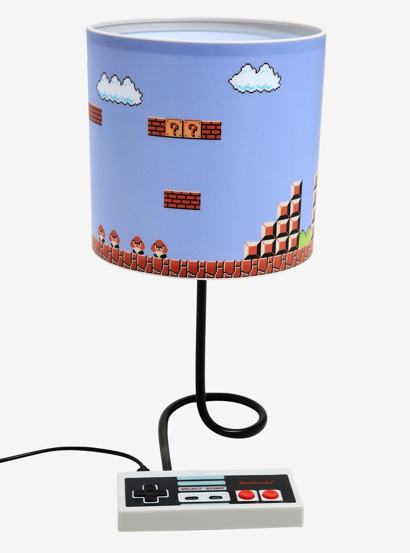 Lampara Nintendo NES Control
