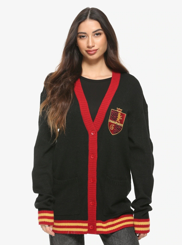 Cardigan Harry Potter Modelos LM2019