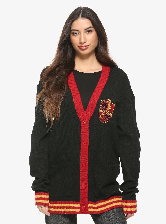 Cardigan Harry Potter Modelos X19