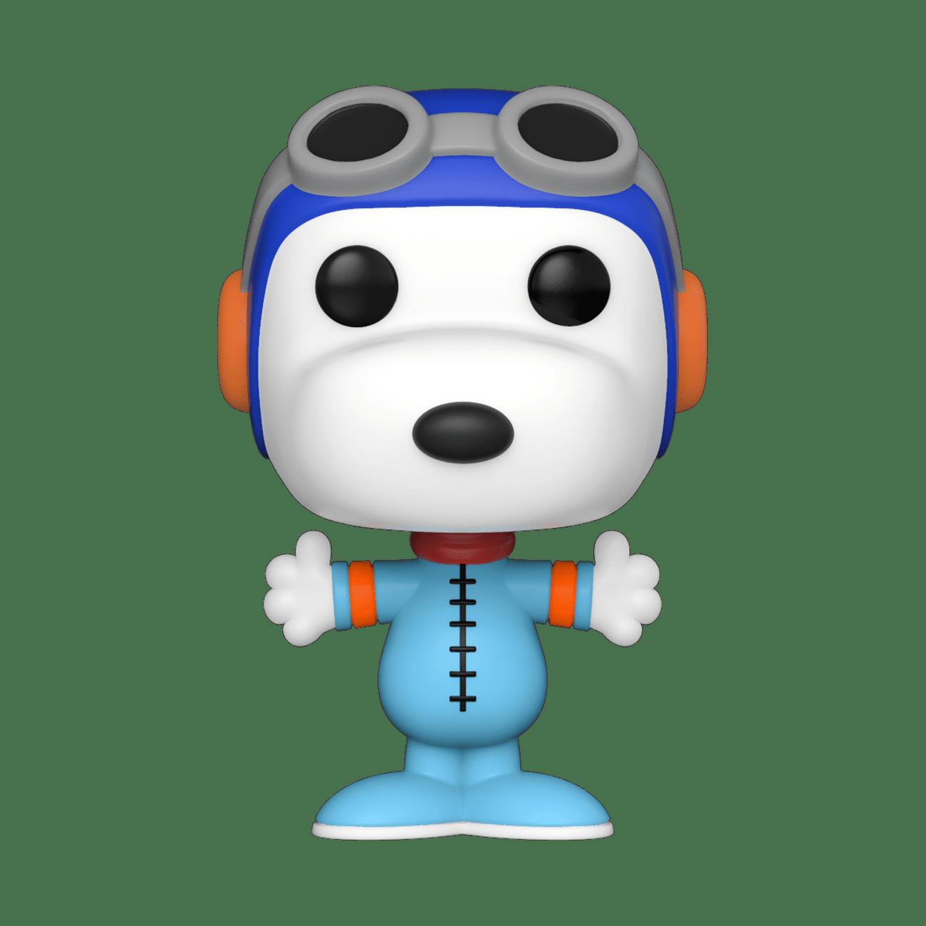 Figura POP Snoopy Astronauta