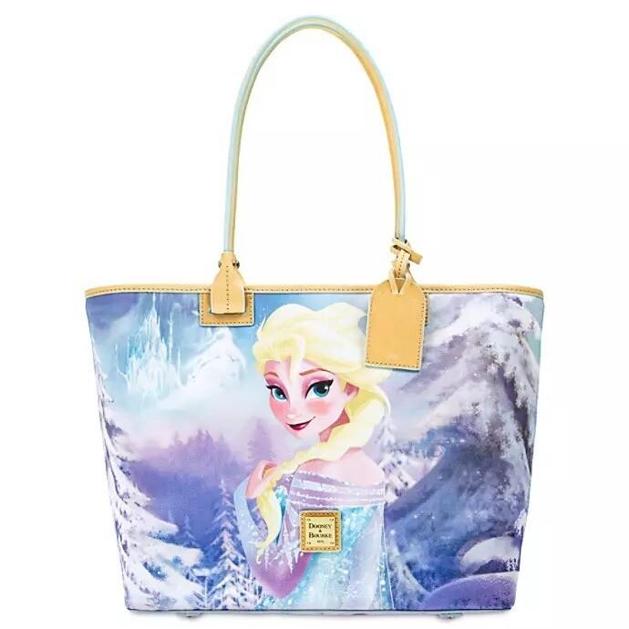 Bolsa Frozen 2 Elsa Anna X0