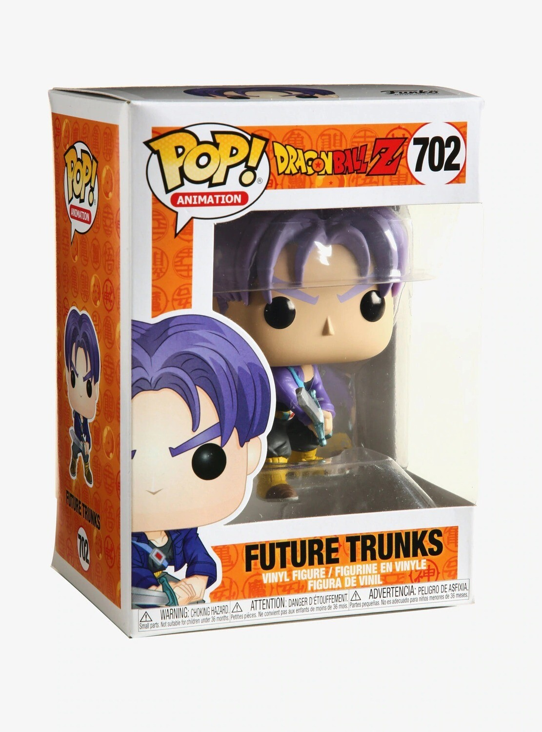 Figura POP Trunks 702