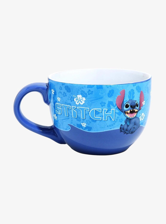 Taza Sopa Lilo&Stitch