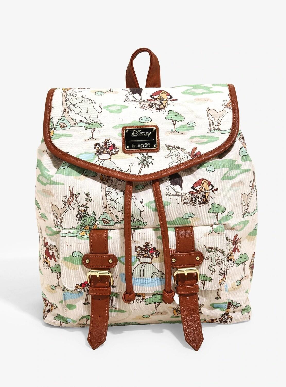 Bolsa Mochila Mickey Safari RK00