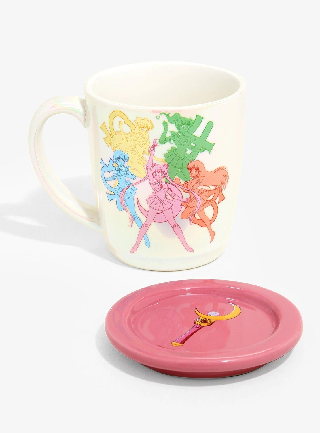 Taza Sailor Moon Rosa X00