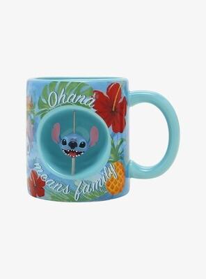 Taza Lilo y Stitch Ohana V00