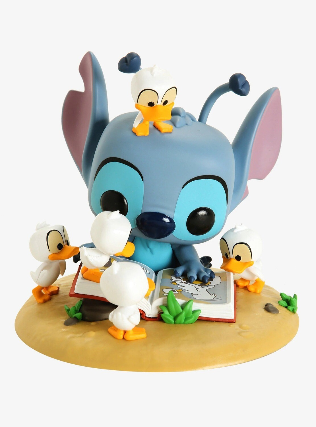 Figura Lilo&Stitch Patos