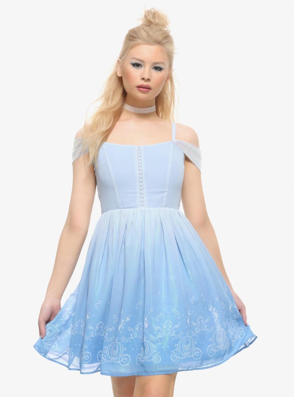 Vestido Cenicienta 2020