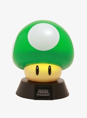 Lampara Mario Hongo Verde