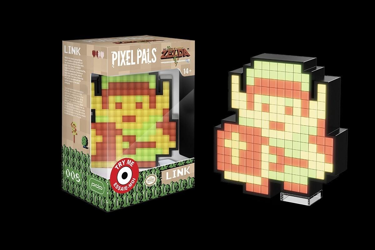 Figurita Pixel Pals Link