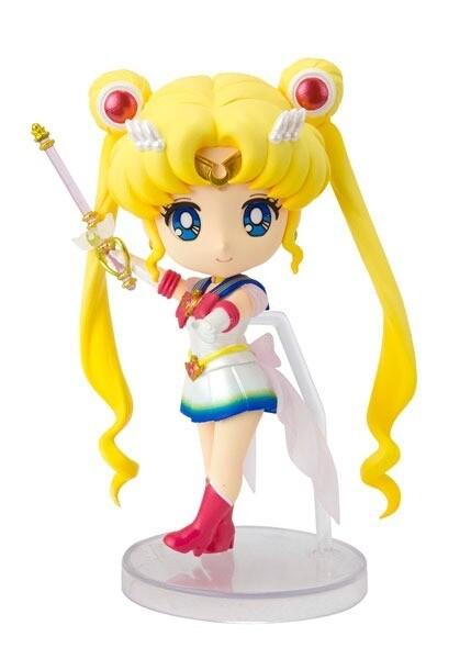 Figurita Sailor Moon Chibi Moon Eternal