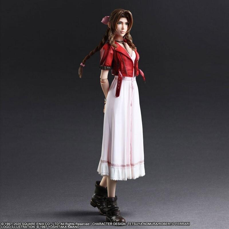 Final Fantasy VII - Kai Aerith Gainsborough