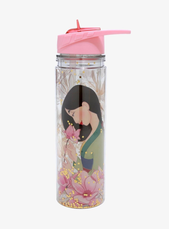 Botella Agua Mulan