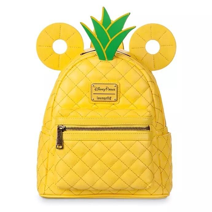 Bolsa Mochila Mickey Piñas AM00