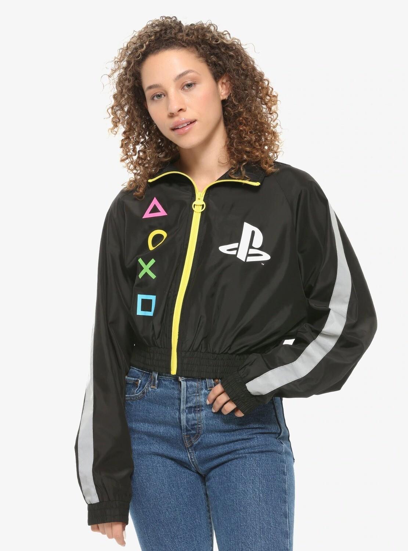 Sudadera PlayStation XS00
