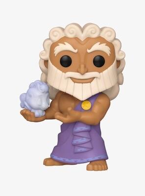 Figura POP Hercules Zeus