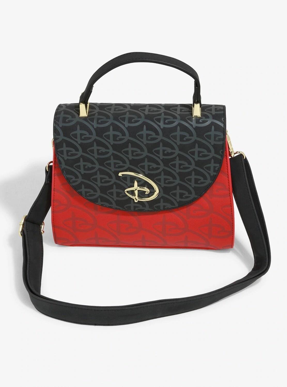 Bolsa Disney Rojo Negro